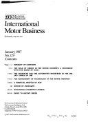 International Motor Business