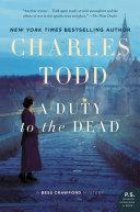 A Duty to the Dead Pdf/ePub eBook