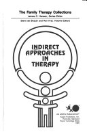 Indirect Approaches in Therapy