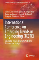 International Conference on Emerging Trends in Engineering  ICETE