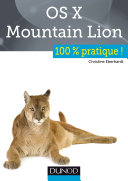 Pdf OS X Mountain Lion : 100% pratique Telecharger