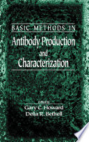 Basic Methods in Antibody Production and Characterization