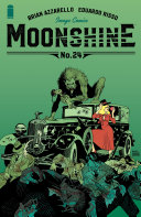 Moonshine #24 Book