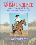 Introduction To Animal Science Book PDF