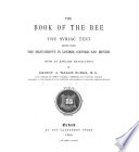 The book of the bee