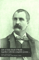 Pdf Life of John Boyle O'Reilly ... Together with His Complete Poems and Speeches
