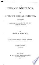 Dynamic Sociology Book