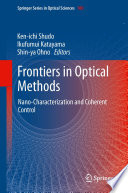 Frontiers in Optical Methods Book