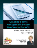 Pdf Creating a Time Management System That Works for YOU