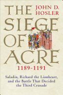 Siege of Acre, 1189-1191