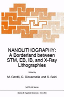 Nanolithography Book