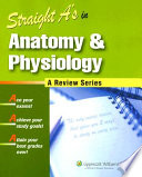 Straight A S In Anatomy And Physiology Book PDF