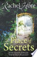 """""""A Place of Secrets"""" by Rachel Hore"""