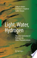 Light Water Hydrogen Book PDF