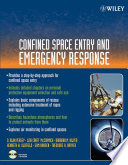 Confined Space Entry and Emergency Response Book