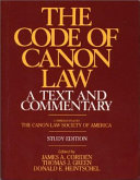 The Code of Canon Law
