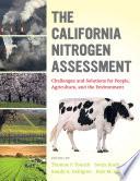 The California Nitrogen Assessment Book