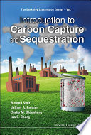 Introduction to Carbon Capture and Sequestration