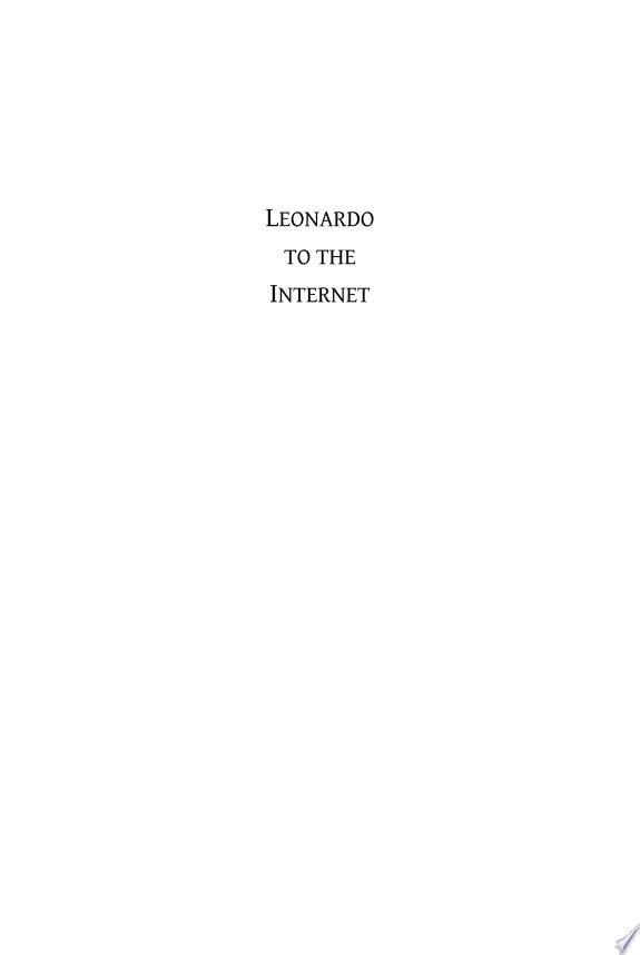 Leonardo to the Internet