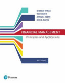 Cover of Financial Management: Principles and Applications