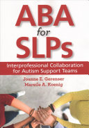 ABA for SLPs