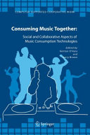 Pdf Consuming Music Together