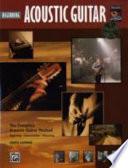Beginning Acoustic Guitar