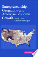 Entrepreneurship, Geography, and American Economic Growth