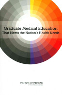 Pdf Graduate Medical Education That Meets the Nation's Health Needs