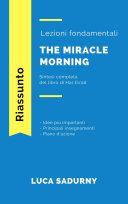 The Miracle Morning - Sintesi in italiano Pdf/ePub eBook