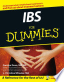 """IBS For Dummies"" by Carolyn Dean, L. Christine Wheeler"