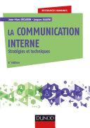 Pdf La communication interne - 4e éd. Telecharger