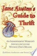 Jane Austen s Guide to Thrift