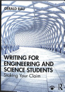 Writing For Engineering And Science Students Book PDF