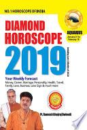 DIAMOND HOROSCOPE AQUARIUS 2019