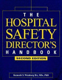 The Hospital Safety Director S Handbook Book PDF