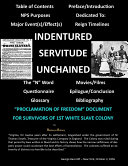 Pdf INDENTURED SERVITUDE UNCHAINED Telecharger