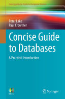 Concise Guide to Databases Pdf/ePub eBook