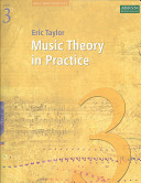 Music Theory in Practice  Grade 3 Book