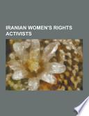 Iranian Women's Rights Activists