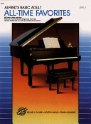 Alfred's Basic Adult Piano Course All-Time Favorites
