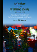 Agriculture in an Urbanizing Society Volume Two Pdf/ePub eBook
