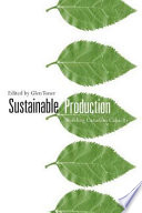 Sustainable Production