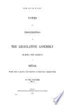 Votes & Proceedings
