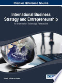 International Business Strategy And Entrepreneurship An Information Technology Perspective Book PDF