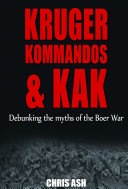 Kruger, Kommandos & Kak Pdf/ePub eBook