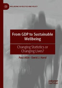 From GDP to Sustainable Wellbeing