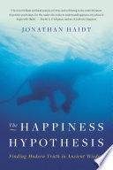 The Happiness Hypothesis Book