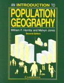An Introduction To Population Geography
