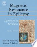 Magnetic Resonance in Epilepsy
